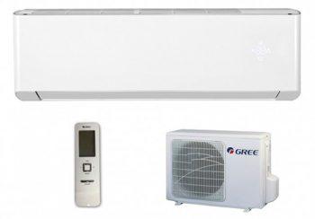 GREE GWH12YC Grey AMBER R32 hűtő-fűtő hőszivattyús inverteres split klíma klímaberendezés