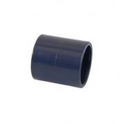 PVC ragasztható (nyomócső) idomok - Toldó
